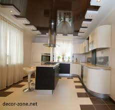 luxurious and splendid kitchen ceiling designs smallpox view