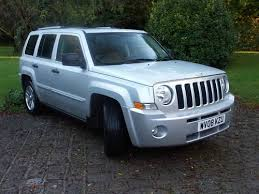 jeep patriot 2 0 crd for sale 2008 jeep patriot 2 0 crd diesel cars hq