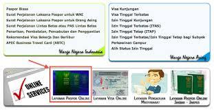 membuat prosedur paspor cara membuat paspor keluar negeri secara online blogger borneo network