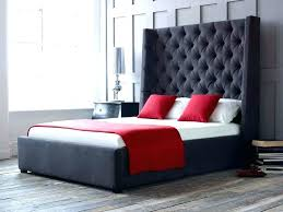 Bed Frames With Headboard High Headboard Beds High Headboard Bed Frame Headboards King Size