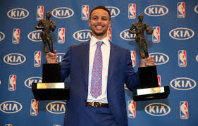 stephen curry of the warriors had the best nba season ever