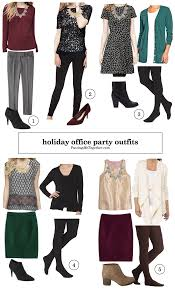 putting me together style tips holiday office party