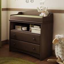 Changing Table Or Dresser South Shore Changing Table Espresso Changing