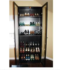 Ikea Billy Bookcase Door Billy Bookcase Turned Into Shoe Storage Find An Old Curio
