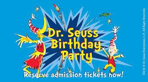 dr seuss birthday party dr seuss birthday party springfield museums