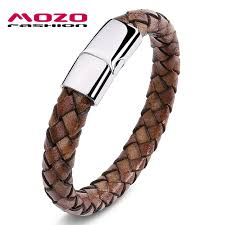 aliexpress buy new arrival cool charm vintage mozo fashion cool men jewelry vintage bracelet handmade braided