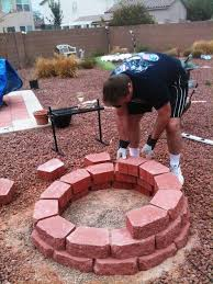 How To Make A Firepit Out Of Bricks How To Make A Firepit Out Of Bricks Jburgh Homes How To Make A