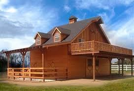 Barn Plans With Loft Apartment Barndominium The Denali Barn With Apartment 24 Barn Pros My