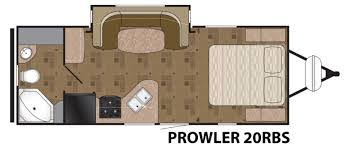 prowler cer floor plans prowler travel trailer floor plans about travel trailer vintage