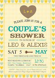 couples shower invitations couples shower invitations template 15 best and bridal
