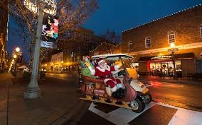 christmas lights in rock hill sc this south carolina town transforms into the north pole every winter