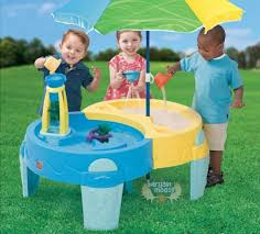 Water Table For Kids Step 2 Toys R Us Canada 50 Off Step 2 Shady Oasis Sand U0026 Water Play