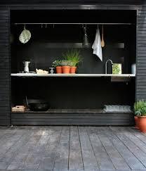 cuisine compacte design 1001 idées d aménagement d une cuisine d été extérieure
