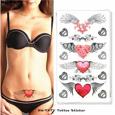 tattoo pictures of angel wings angel wings heart tattoo reviews online shopping angel wings