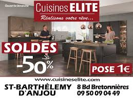 cuisines elite cuisines elite barthélemy d anjou cuisiniste adresse horaires