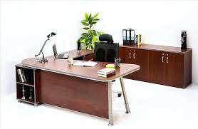 modern black computer desk black office furniture expominera2017 com