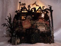 steampunk spells decor for halloween u0026 fall graphic 45