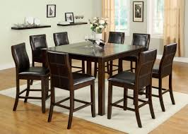 7 piece counter height dining room sets shop houzz homelegance 9 piece counter height dining room sets dact