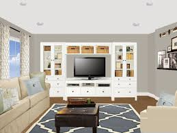 virtual redesign carrie jo u0027s family room meadow lake road