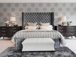 Padded Headboard King Nailhead Upholstered Headboard West Elm In King Inspirations