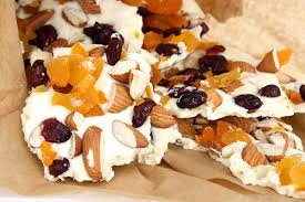 white chocolate almond bark heather christo