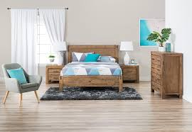 Bedroom Furniture Campbelltown Silverwood 4 Piece Queen Tall Chest Suite Amart Furniture