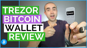 bitcoin x4 review trezor wallet review trezor bitcoin wallet youtube