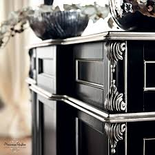 Black Bar Cabinet Classic Bar Cabinet Wooden Black Casanova Modenese Gastone
