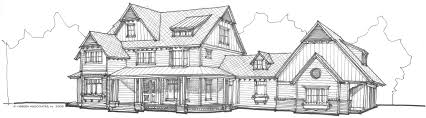 Farmhouse Architectural Plans Architectural Tutorial The American Farmhouse Visbeen Architects