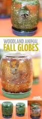 diy fall globes a beautiful autumn craft moms and crafters
