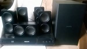 philips blu ray home theater system home theater 5 1 blu ray philips hts 3541 78 usb youtube r 400