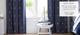 Curtains For Nursery Nursery Rugs And Curtains Pottery Barn