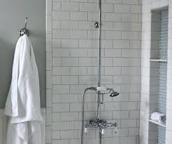 Niche Bathroom Shower Subway Tile Grout Size Medium Size Of Robust Subway Tile Shower