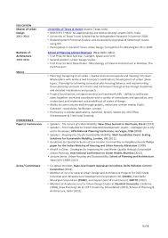 Urban Design Resume Paromita Roy Cv Resume 2014