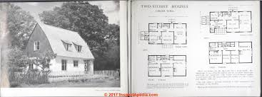 Dutch Colonial House Plans Montgomery Ward House Plans