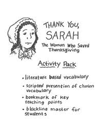 thanksgiving themed vocabulary lesson to be used with thank you