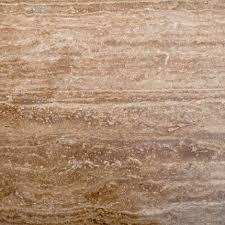 travertine flooring walnut vein cut polished white