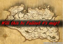 Fallout New Vegas Map Size by Fallout 4 Map Size Hinted U0026 My Short Fallout Skits Youtube