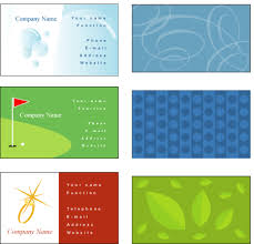 free business cards online free printable business card templates