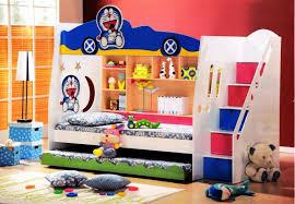 Girls Trundle Bed Sets by Bedroom Design Doraemon Double Decker Trundle Bed Kids Bedroom
