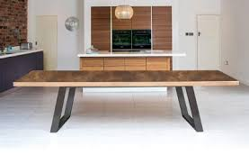 copper dining table uk aged copper dining table by mac wood