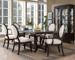 elegant dinner tables pics extraordinary dining room chair sets of round for small spaces