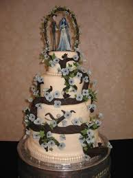 corpse cake topper the corpse wedding cake search tim burton