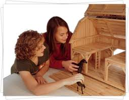 Woodworking Plans For Toy Barn by 158 Best Toy Barn Images On Pinterest Toy Barn Horse Barns And
