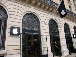 Apple Store Paris Ourtravelpics Com Travel Photos Series Paris 2 Photo 227