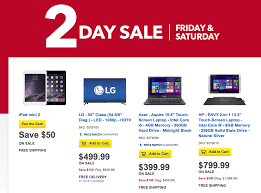 best buy laptop deals black friday best buy 2 day sale save big on hdtvs laptops tablets and more