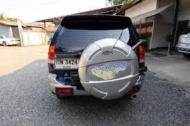 mitsubishi strada 2003 mitsubishi strada g wagon 2 8 4wd a t second hand cars in