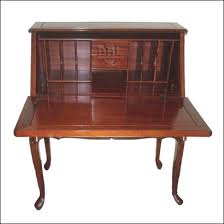 bureau writing desk rosewood writing bureau with the louis xv design