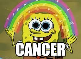 Memes Cancer - cancer imagination spongebob meme on memegen