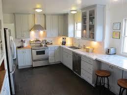 Grey Blue Cabinets Contemporary Blue Kitchen Cabinets U2013 Quicua Com